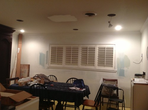 help with dining room lighting!