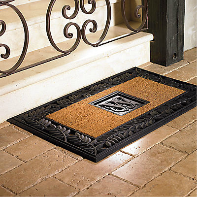 Beautiful Front Door Mats An Ideabook By Marketingguru   Front Door Mats