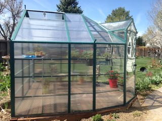 Custom 12 39 wide greenhouse denver par csi hobby for Chambre bebe denver