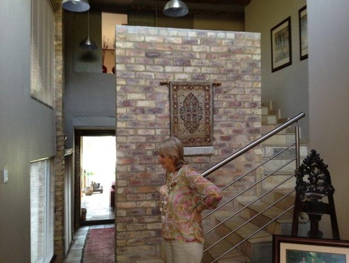 Foyer House St Paul : Need ideas for a focal wall at home s entrance foyer