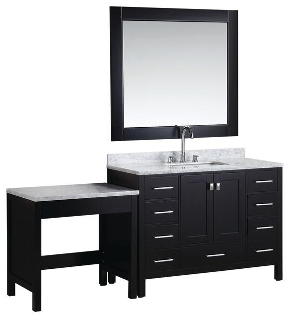 Shop Houzz Design Element London 48 Quot Single Sink Vanity