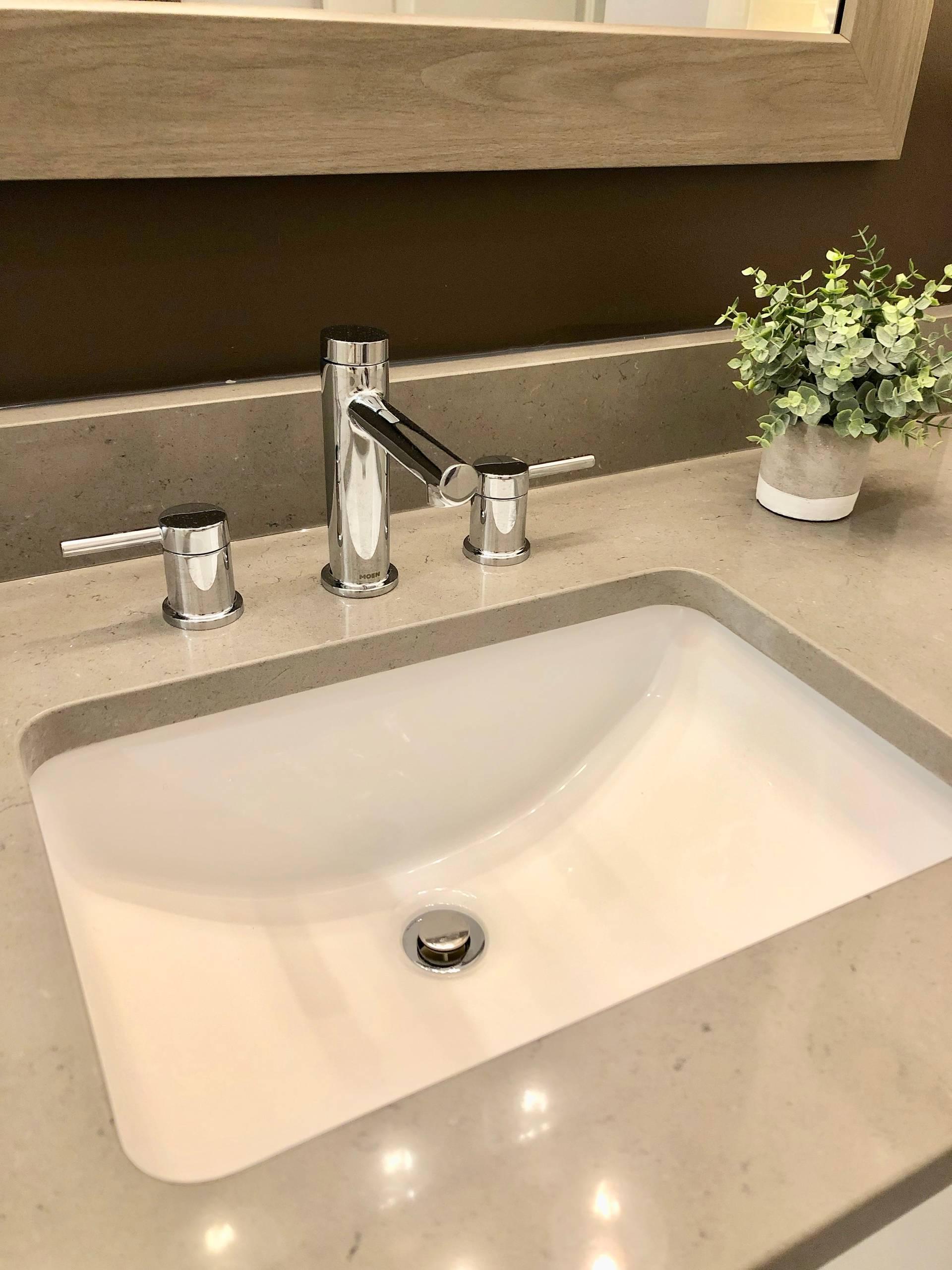 Lake Zurich Modern Farmhouse Bathroom Remodel