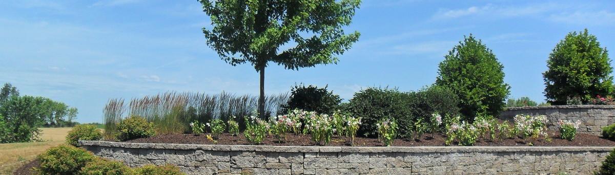 Finishing touches landscaping burlington wi us 53105 for Finishing touches landscaping