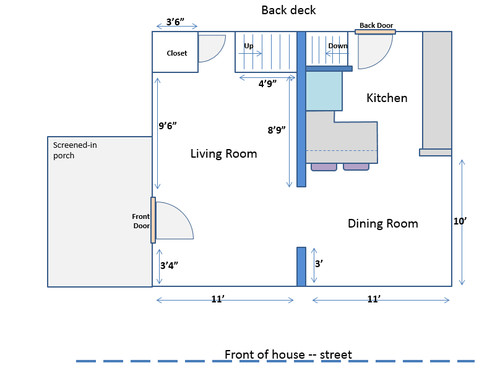 Need Help With Living Room Layout Small House