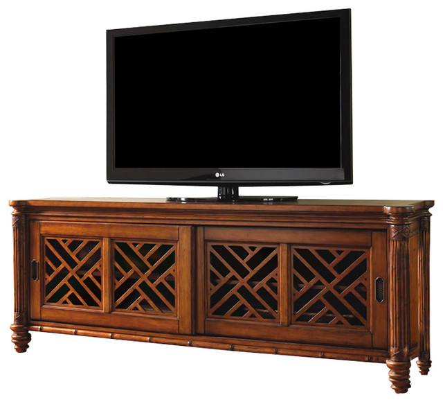 Tommy Bahama Island Estate Nevis Media Console Tropical