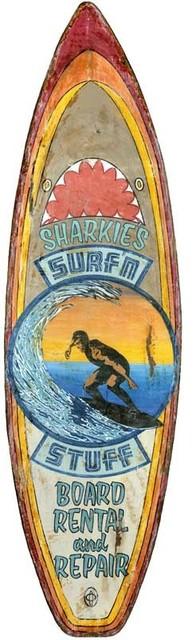 Sharkies Sign.
