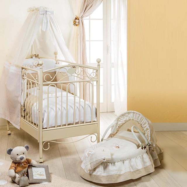 italian luxury wrought iron baby nursery cot nuovo by picci rh houzz com sg