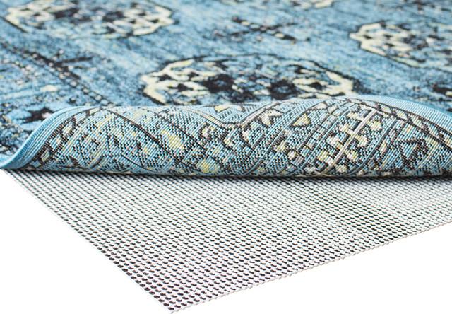 Safavieh PAD110 Non-Slip Grid Rug Pad,  3'x5' by Safavieh