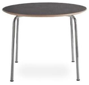 maui tisch rund minimalistisch esstische von. Black Bedroom Furniture Sets. Home Design Ideas