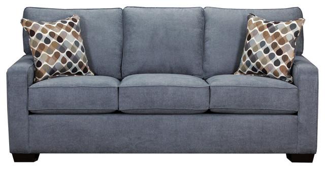 Lane Home Furnishings Mia Denim Sofa