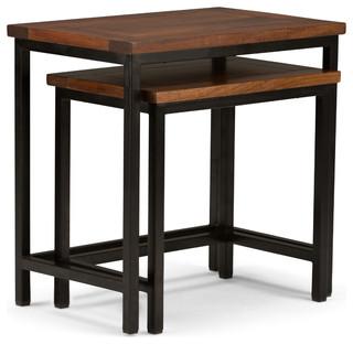 Skyler Nesting 2 Pc Side Table