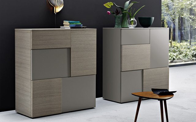 highboard incontro 201 modern berlin av inh marius kolp. Black Bedroom Furniture Sets. Home Design Ideas