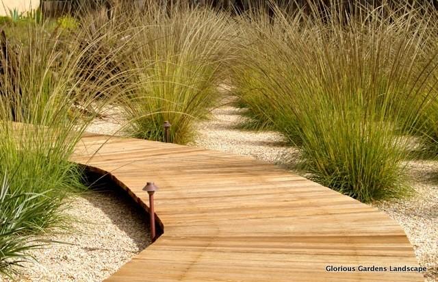 Beach Boardwalk Coastal Garden San Diego By
