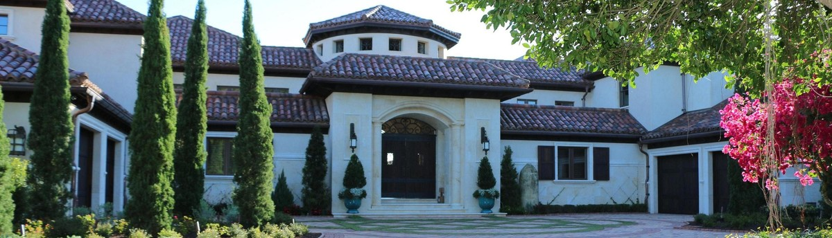 Solava tuscan clay roof tiles clay brick pavers miami for Tuscan roof design