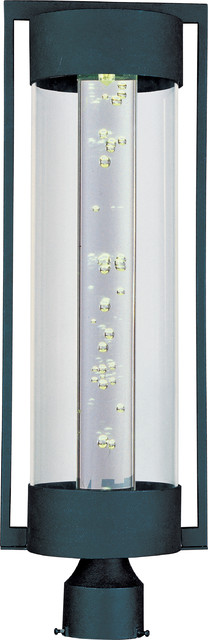 New Age Led Outdoor Post Lantern.