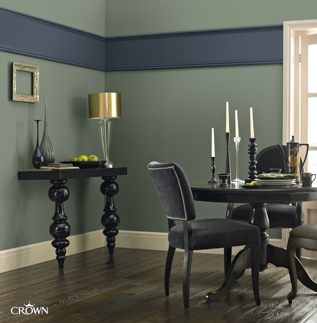 Crown paints country dining - Crown paint colours for living room ...