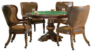 Superb Hooker Furniture Waverly Place Reversible Top Poker Table   Traditional    Game Tables   By Seldens Furniture