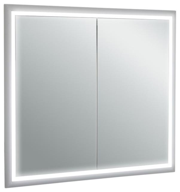 Eviva Medicine Cabinet 33 With Led Lights