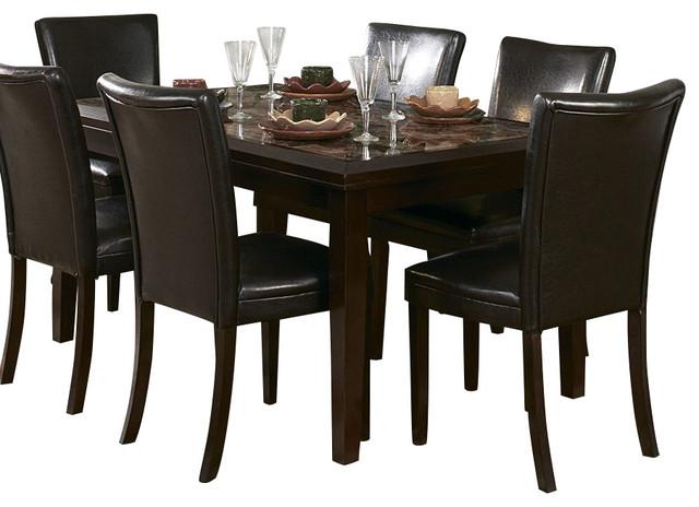 homelegance belvedere 8 piece 78 inch dining room set dining sets