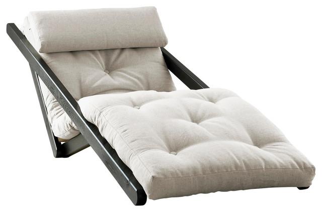 figo convertible futon chair bed mocha frame natural mattress contemporary sleeper  futon chair bed   furniture shop  rh   ekonomikmobilyacarsisi