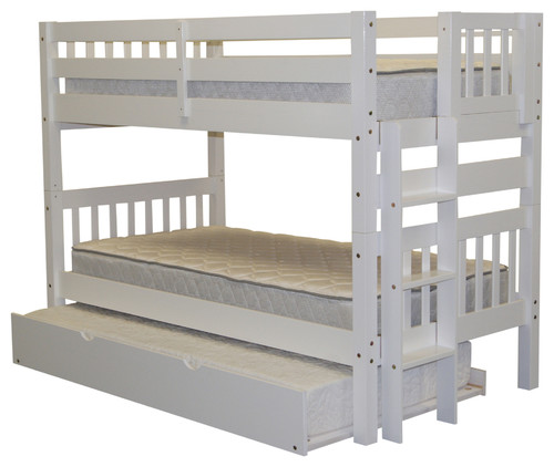 Does This Bunkbed Convert Into 2 Single Beds