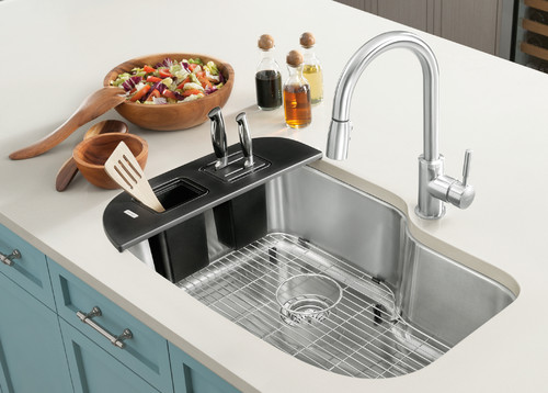 How Selecting a New Kitchen Sink to Your Kitchen? | iwilldecor