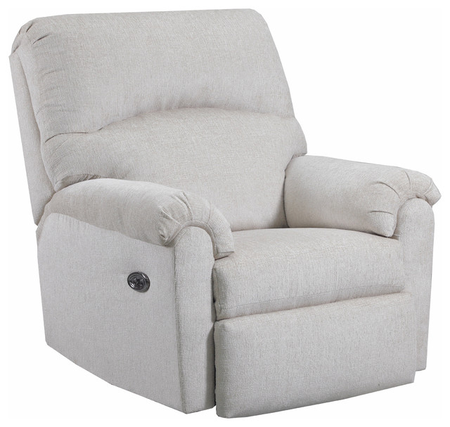 Awesome Simmons Upholstery Power Rocker Recliner Elan Linen Ocoug Best Dining Table And Chair Ideas Images Ocougorg