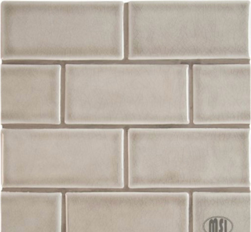 How to end edges of backsplash without bullnose tile
