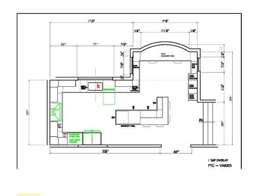 Peninsula Kitchen Layout kitchen layout again - island or peninsula?