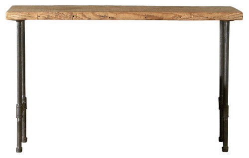any way to make this 26 28 inches tall thanks : contemporary console tables from www.houzz.com size 500 x 318 jpeg 18kB