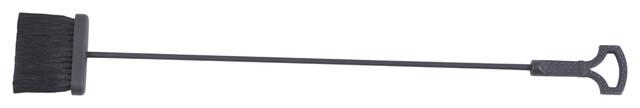 35 Black Brush With Key Handle.