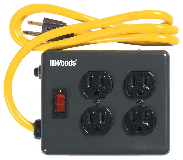 Woods electrical strips