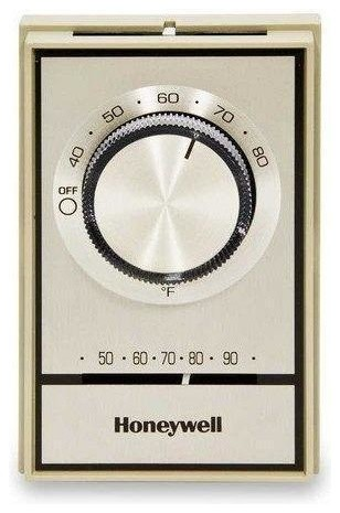 Honeywell - T498B1512 Electric Line Voltage Thermostat