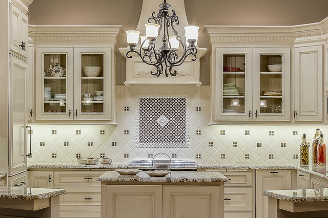 Kitchens By Design Connection Inc Kansas City Certified Interior Designers Mediterranean