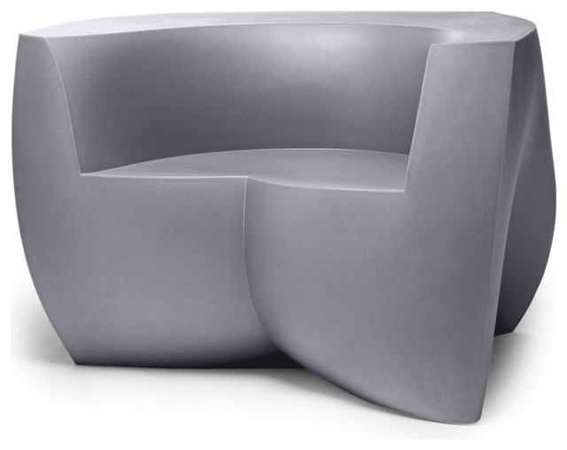 Frank Gehry Color Easy Chair Contemporary Outdoor Lounge - Frank gehry furniture