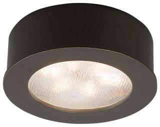 WAC Lighting LED Button Light - Undercabinet Lighting | Houzz