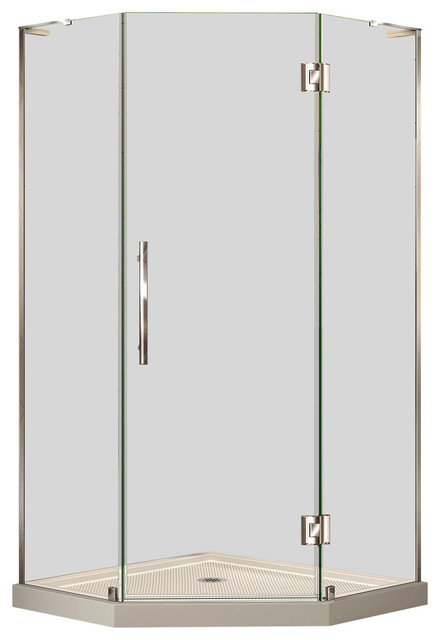 Dreamline Prism Plus 42 Quot Dx42 Quot Wx74 75 Quot H Shower Enclosure