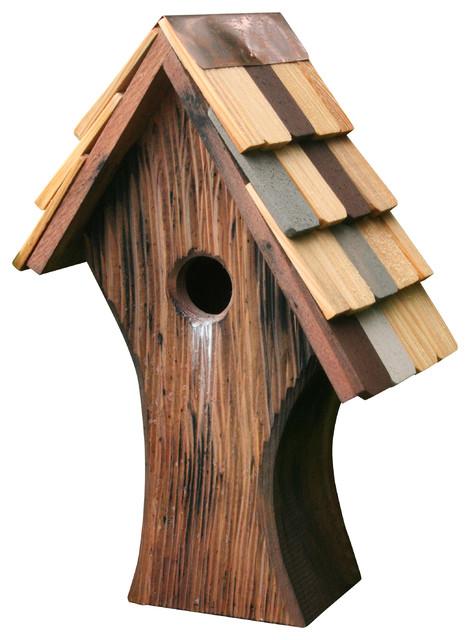 Heartwood - Nottingham Bird House & Reviews | Houzz