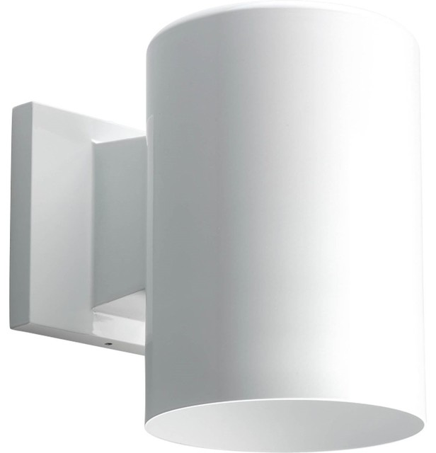 Progress Lighting 5 Dia Cylinder Transitional Outdoor Wall Sconce X 03 4765p