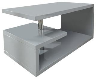 Polar High Gloss Led Coffee Table Modern Coffee Tables