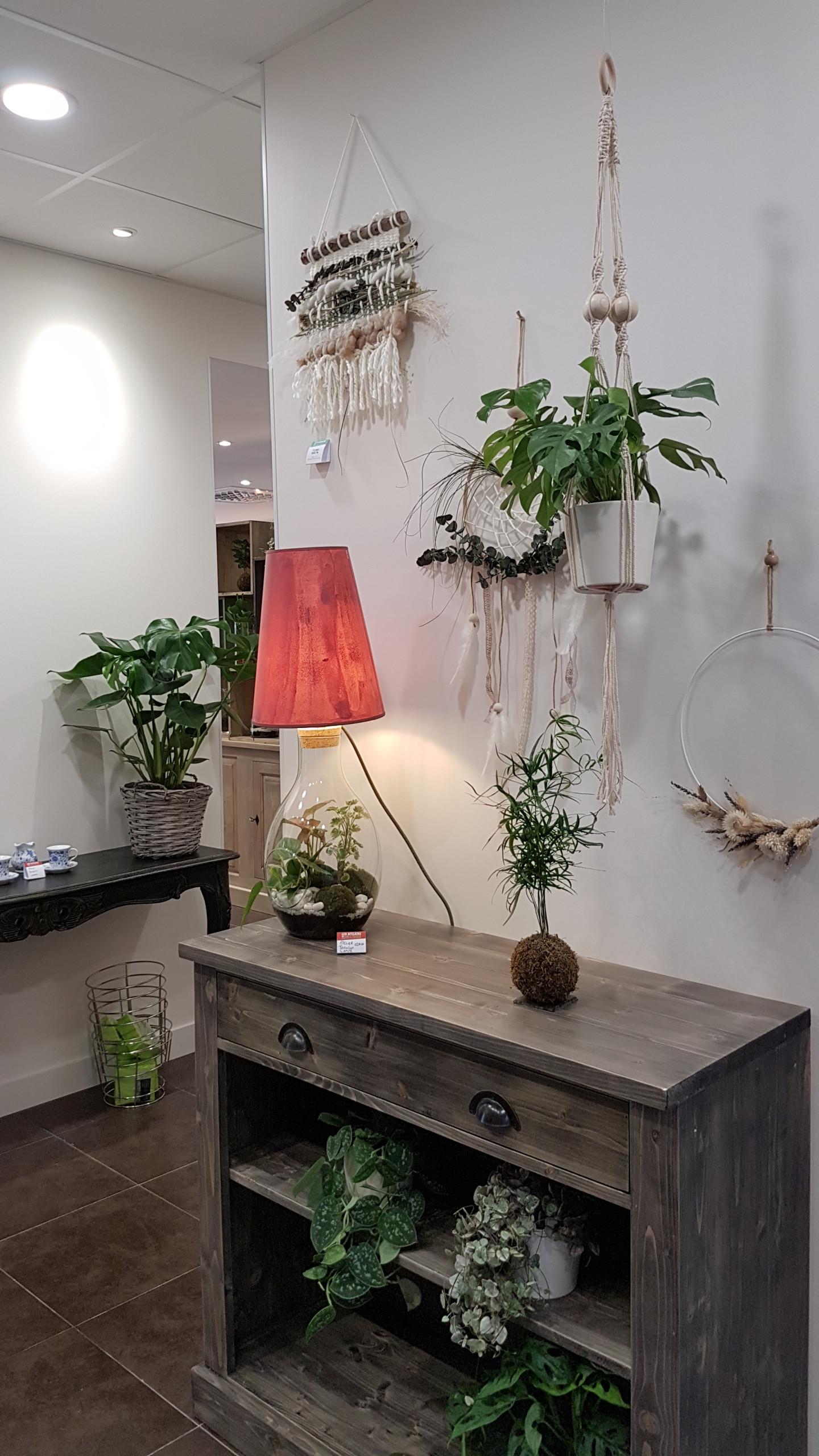 Projet d'aménagement et décoration Boutique Angers APRES