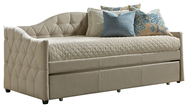 Jamie Daybed With Trundle.