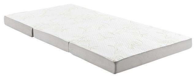Relax 31x75x4 Tri-Fold Mattress.