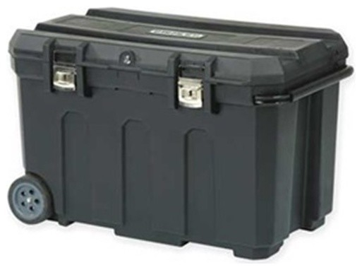 Mobile Tool Chest, Rolling, 50 Gallon - Contemporary - Garage And Tool Storage - by Drill Spot, LLC
