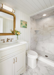 New This Week: 4 Fresh Midsize Bathrooms With a Low-Curb Shower