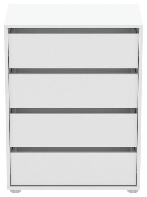 Blokty 4-Drawer Storage Cabinet