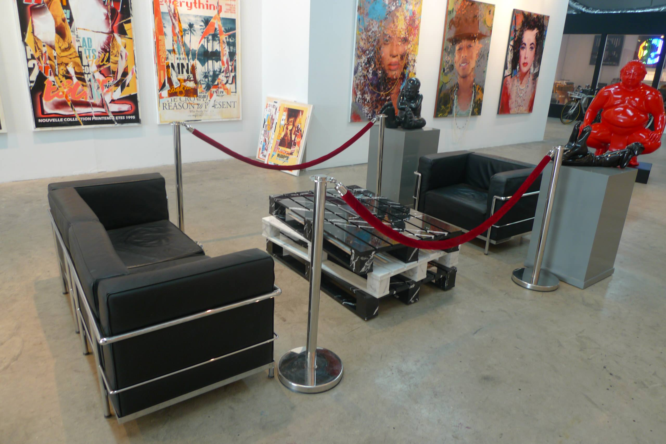 Projet Mobilier Table TMVM