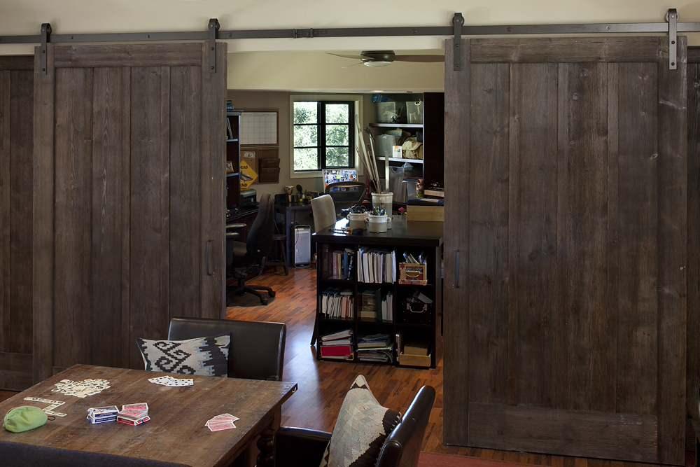 Install a Barn Door