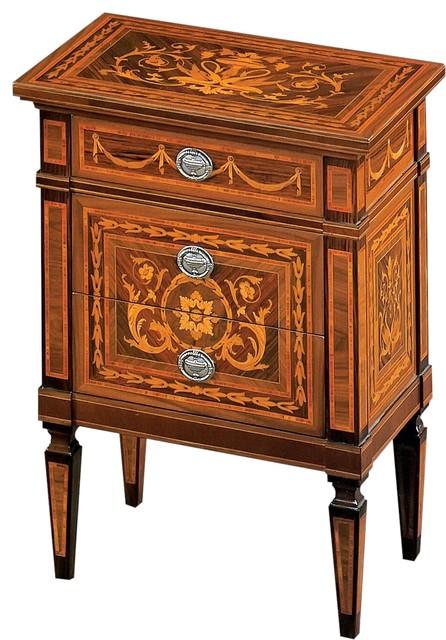 David Michael David Michael Maggiolini Formal Furniture Nightstand Reviews Houzz