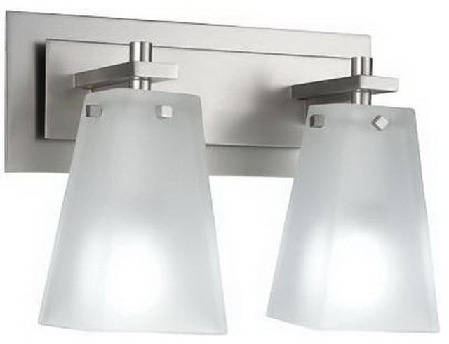 Satin Nickel Ceiling Lights Bathroom Vanity Chandelier: Kalco Lighting Satin Nickel And Etched